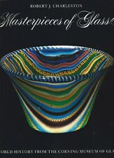 Masterpieces : Glass by Robert Charleston (1990, Paperback)