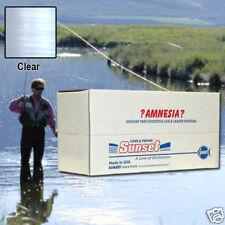 AMNESIA MEMORY FREE FISHING LINE 40 LB CLEAR SS09440X5