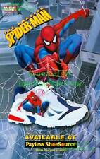 Spider-Man Tennis Shoes: Payless ShoeSource: Print Ad!