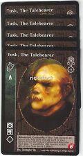 Tusk, The Talebearer (ADV) x5 Nosferatu AE