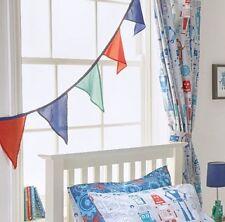 Cotton Blend Pencil Pleat Curtains & Pelmets
