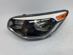 2014 - 2019 Kia Soul Driver LH Left Halogen OEM Headlight 0651