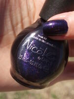 NEW! Nicole By OPI nail polish lacquer I'M A POOL FOR LOVE