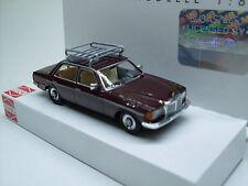 Busch H0, 46864 MERCEDES W123 Limousine PORTAPACCHI, modello auto 1:87