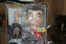 RARE GOOSEBUMPS SLAPPY VENTRILOQUIST DUMMY  NEW,GLOW IN DARK EYES
