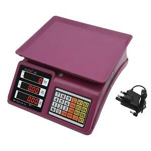 KATSU  833119 30kg/5g Digital Electronic Price Shop Retail Weighing Scale
