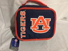 Uburn University Tigers UA 11X9 Insulated Lunch Bag NEW