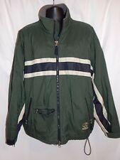 Abercrombie Performance Authentic Original Green Winter jacket/coat Men's Size L
