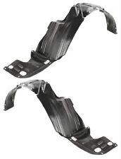 New 1998-2002 Honda Accord Front Driver & Passenger Fender Splash Liner Pair Set