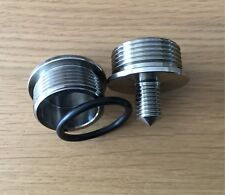 La Pavoni stainless steel boiler cap (Europiccola, Professional, Stradivari)