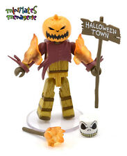 Nightmare Before Christmas Minimates Blind Bag Series 2 Pumpkin King