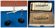1954 USSR Soviet Russia WEIGHING SCALES in Box