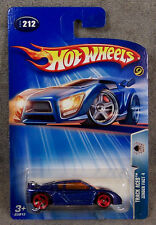 Hot Wheels ~ Track Aces ~ Zender Fact 4 ~ Blue