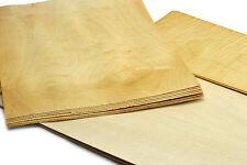 15x Furnier 0,8qm Holz Ahorn Modellbau basteln Intarsien Ausbesserung werken