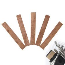 5pcs Klarinette Kork 91x13x2 mm korkbleche für Saxophone musikalische Access—HQ