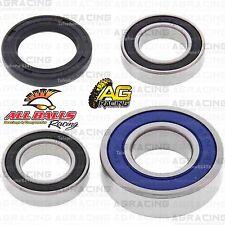All Balls Rear Wheel Bearings & Seals Kit For Kawasaki KX 125 1983-1984 83-84