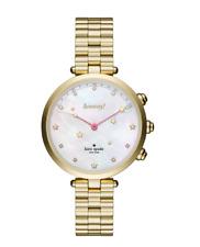 Kate Spade New York Women's Gold Holland Hybrid Bracelet Watch 0808