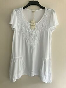 NWTS Marks & Spencer's Indigo Collection Tunic Size 16