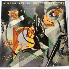 """Wishbone Ash """"No Smoke Without Fire"""" LP"""