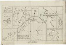 Baye du Cap Upright (..) - Hawkesworth (1774)