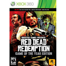 Red Dead Redemption Game of the Year Edition  XBOX 360 Game