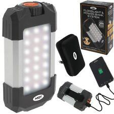 NGT FLOODLIGHT BIVVY LIGHT + POWER BANK CARP NIGHT FISHING CAMPING PHONE CHARGER