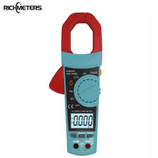 Clamp Meter Ammeter Multimeter Voltmeter AC DC Voltage Temperature RM902 Auto