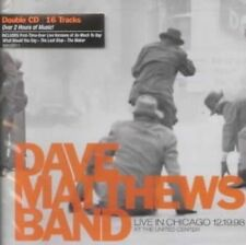 Dave Matthews 2x CD Live in Chicago 12-19-98 at the United Center (New/Unsealed)