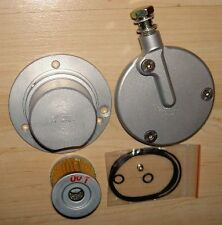 1965-74 Honda CB 450 500T Cappellini #04 oil filter for original pump + O/H line