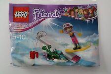 Lego Friends 30402 Snowboard Polybag NEU