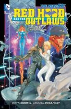 Red Hood and the Outlaws Vol.2: The Starfire (The New 52)-Scott Lobdell