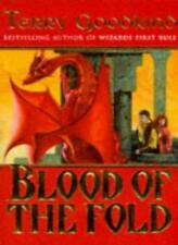 Blood of the Fold (The Sword of Truth),Terry Goodkind- 9781857984910