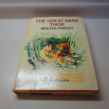 The Great Dane Thor Walter Farley Vintage 1966 Hardcover