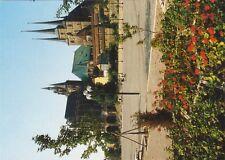 Erfurt , Dom und Severikirche , ( DDR ) ,Ansichtskarte