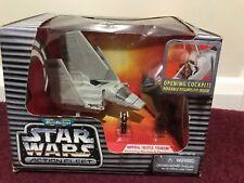 * BNIB Galoob Star Wars Micro Machines Action Fleet Imperial Shuttle Tydirium *