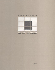 Gerhard TRIEB. The Magic Square / Das magische Quadrat. Jovis, 2002. E.O.