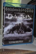 DAGON Blu Ray Region B German HP Lovecraft Stuard Gordon Brian Yuzna no DVD
