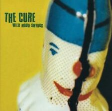 The Cure - Wild Mood Swings (NEW CD)