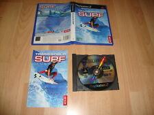 TRANSWORLD SURF DE ATARI PARA LA SONY PS2 USADO COMPLETO