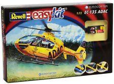 Revell ADAC Hubschrauber EC 135 1:72 Easykit Steckbausatz Eurocopter 06598 Heli