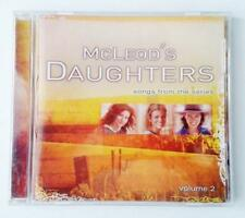 McLEODS DAUGHTERS V2 SONGS FROM THE TV SERIES ORIGINAL CD - EXCELLENT USED 2004