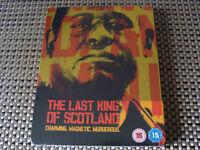 Blu Steel 4 U: The Last King Of Scotland : Limited Edition Steelbook : Sealed