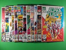 Alpha Flight (1st Series) #109-120 (Marvel, 1992-93)
