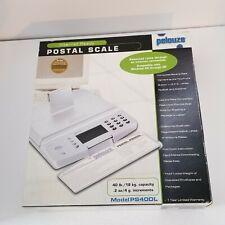 Pelouze Ps40dl Digital Internet Ready Postal Scale 40 Lb Capacity