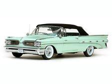 1959 Pontiac Bonneville Seaspray Green 1:18 SunStar 5192