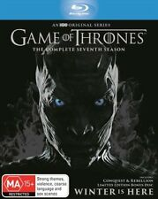 Game Of Thrones : Season 7 : NEW Blu-Ray + 'Conquest & Rebellion' bonus
