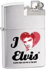 Zippo 28258 i love elvis presley Lighter with PIPE INSERT PL