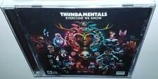 THUNDAMENTALS EVERYONE WE KNOW (2017) BRAND NEW SEALED CD HILLTOP HOODS