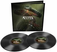 ACCEPT TOO MEAN TO DIE NEW 2LPs 2021 pre order/ 15-01-21-WASP-MAIDEN