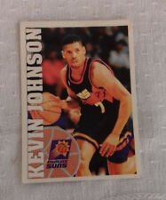 Kevin Johnson Basketball Sticker 95-96 Number 237 Panini